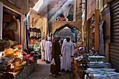 Sultanate of Oman, Ad-Dakhiliyah Region, Nizwa, the old souq