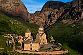 Armenia, Vayots Dzor province, Novarank monastery