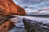 Dancing Ledge, Jurassic Coast, Isle of Purbeck, Dorset, England, United Kingdom
