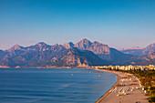 Konyaalti Beach, Antalya, Turkey, Asia Minor, Eurasia