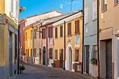Borgo San Giuliano, Rimini, Emilia Romagna, Italy, Europe