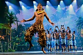Angkor dynasty show,Siem Reap,Cambodia,South east Asia.