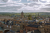 Corpus Christi College und Christ Church Cathedral, Oxford, Oxfordshire, England