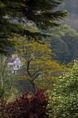 Prinknash Abbey und Park, Gloucester, Cotswolds, Gloucestershire, England