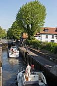 Boulter's Lock, Maidenhead, Berkshire, England