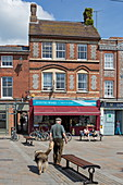 Market Place, Henley-upon-Thames, Oxfordshire, England