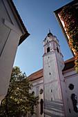 Frauenkirche, Günzburg, Swabian District, Bavaria, Danube, Germany