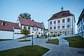 Leitheim Castle, Kaisheim Market, Donau-Ries District, Bavaria, Danube, Germany