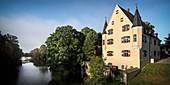 Zwiefaltendorf Castle near Riedlingen, Biberach district, Baden-Wuerttemberg, Danube, Germany
