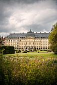 Castle in Donaueschingen, Schwarzwald-Baar-Kreis, Baden-Württemberg, Danube, Germany