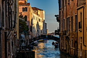 Evening mood in Venice, Veneto, Italy, Europe