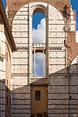 Ruin Duomo Nuovo, Siena, Province of Siena, Tuscany, Italy