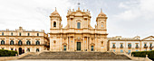 Nikolaus von Myra Kathedrale, Noto, Sizilien, Italien