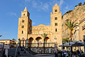 The Cathedral of Cefalu, Sicily, Italy