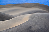 Sand dunes in the Sahara Desert, Merzouga, Morocco, North Africa, Africa