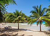 Frenchman's Cove Beach, Portland Parish, Jamaica, West Indies, Caribbean, Central America