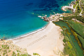 Geropotamos beach, Rethymno, Crete, Greek Islands, Greece, Europe