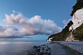 Chalk cliffs, chalk coast, Jasmund National Park, Rügen, Baltic Sea, Mecklenburg-Western Pomerania, Germany