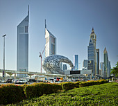 Sheikh Zayed Road, Emirates Towers, Al Yaqoub Tower, Dubai, United Arab Emirates