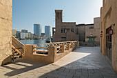 Al Seef district, Dubai Creek, Dubai, United Arab Emirates