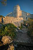 Castell de Santueri, Mallorca, Balearen, Katalonien, Spanien