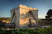 Castell de sa Punta de n'Amer, Cala Millor, Mallorca, Balearic Islands, Catalonia, Spain