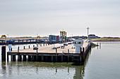 Harbor, Dagebüll, Schleswig-Holstein, Germany