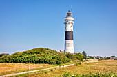 Kampen lighthouse, Sylt, Germany