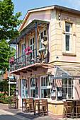 """Restaurant """"Zum Glücklichen Matthias"""", Wyk, Föhr, Scheswig-Holstein, Germany"""