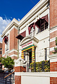 Institute of Jamaica, Downtown, Kingston, Kingston Parish, Jamaica, West Indies, Caribbean, Central America