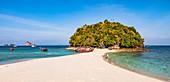 Tup Island, Krabi Province, Thailand, Southeast Asia, Asia