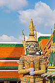 The Grand Palace, Bangkok, Thailand, Southeast Asia, Asia