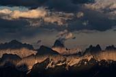 Pictures of Monte Duranno, Dolomiti Friulane natural park, Friuli Venezia Giulia, Italy, Europe
