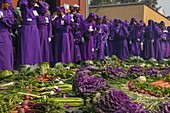 Holy Week Procession, Antigua, Guatemala.