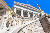 National Library, Athens, Greece, Europe