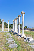Temple of Apollo, Asklepion, Kos, Dodecanese Islands, Greece, Europe