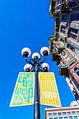 Gaslamp quarter, San Diego, California, United States of America,