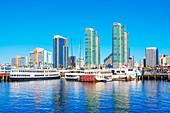 Embarcadero Marina, San Diego, California, United States of America,