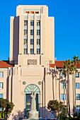 County Administration Building, San Diego, California, USA
