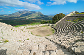 Roman theatre, Segesta, Sicily