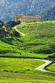 Segesta Temple, Segesta, Sicily