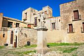 San Giuliano Church, Erice, Sicily, Italy