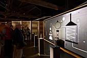 France, Charente, Cognac, Hennessy cognac house, museum