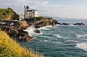 France, Pyrenees Atlantiques, Biarritz, Belza (or Belza) house