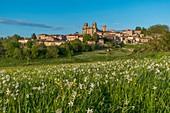 France, Haute Loire, La Chaise Dieu, Saint Robert abbey, Parc naturel r?gional Livradois-Forez, Livradois Forez Regional Natural Park