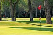 France, Var, Le Castellet, Hotel du Castellet, golf