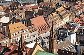 France, Bas Rhin, Strasbourg, old city listed as World Heritage by UNESCO