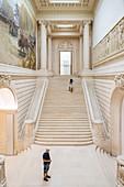 France, Loire Atlantique, Nantes, the Museum of Arts