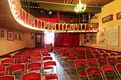 France, Rhone, Lyon, 5th district, Old Lyon district, historical site listed as World Heritage by UNESCO, Gourguillon ascent, La Maison de Guignol Theater