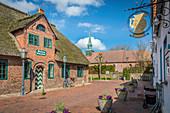 Museum Eiderstedt in St. Peter Dorf, St. Peter-Ording, North Friesland, Schleswig-Holstein